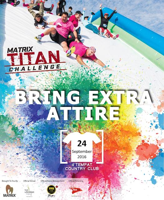 Matrix Titan Challenge 2016
