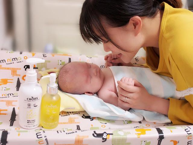 韓國天然有機品牌【CHOBS】呵護大人+BB肌膚(回購慾 up up)