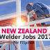 Welder Jobs in New Zealand 2017 for Filipinos (Accredited Agency, Address)