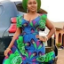 Lol. Here's what happened when a Lady tried to recreate Mercy Aigbe's dress