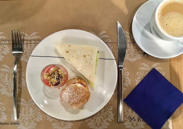 El último viernes del mes es la hora del té en Ma Khin Cafe