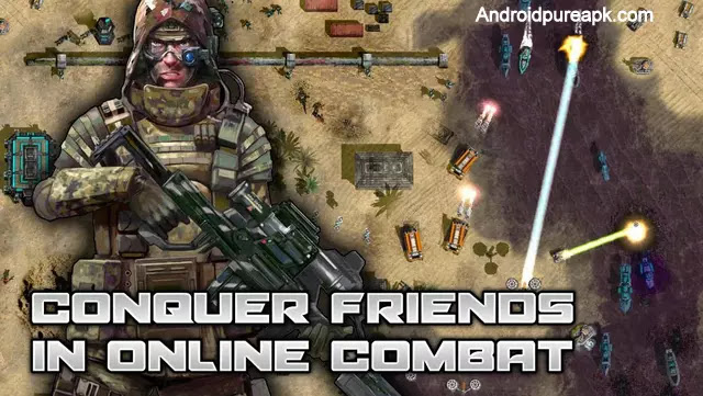 Machines at War 3 RTS Apk Download Mod