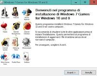 Scarica i giochi di Windows 7 in Windows 10 e 8.1