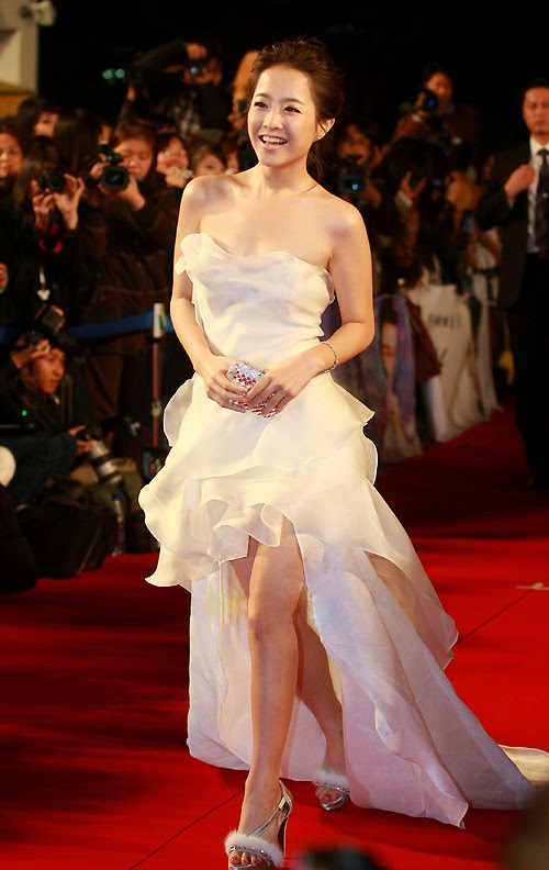 Park Bo Young  (박보영) - 46th Daejong Film Festival Awards (DFFA 2009) on 06 November 2009