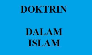 Pengertian Doktrin dalam islam