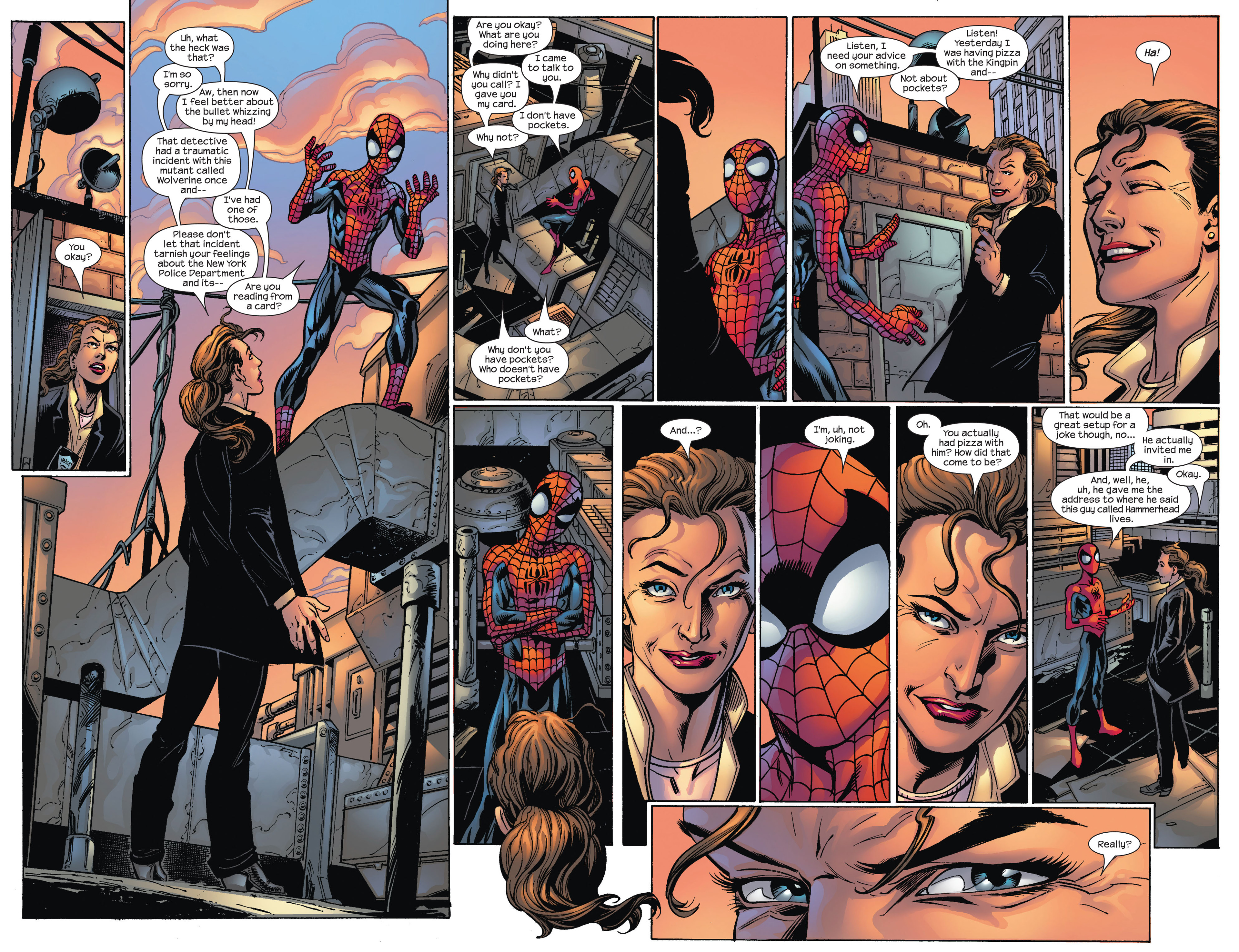 Read online Ultimate Spider-Man (2000) comic -  Issue #81 - 6