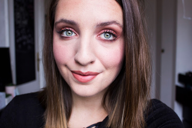 Tutoriel make-up Desert Dusk huda beauty