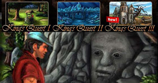 Remakes King's Quest - AGD Interactive