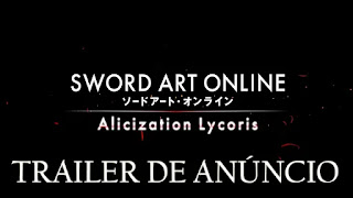 Jogo de Sword Art Online: Alicization anunciado para PlayStation 4, Xbox One e PC