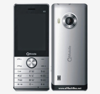 Qmobile-X5-Flash-File