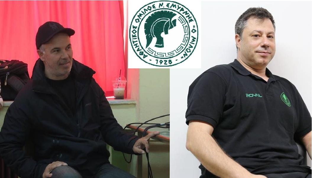 Α.Ο.Ν.Σ. ΜΙΛΩΝ | Ανακοίνωση : Ο Κώστας Μπαστούνης νέος προπονητής της ανδρικής ομάδας μπάσκετ