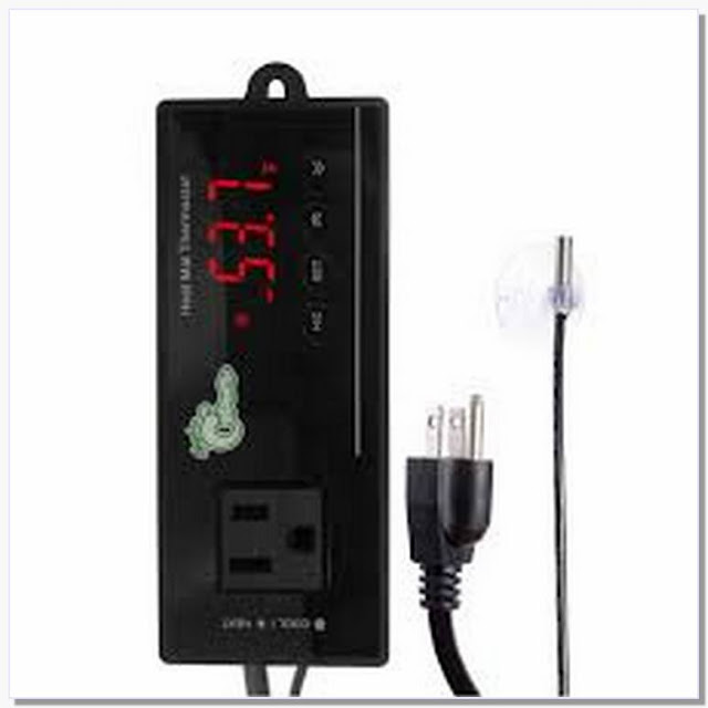 Thermostat controlled outlet home depot