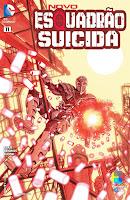 Os Novos 52! Novo Esquadrão Suicida #11