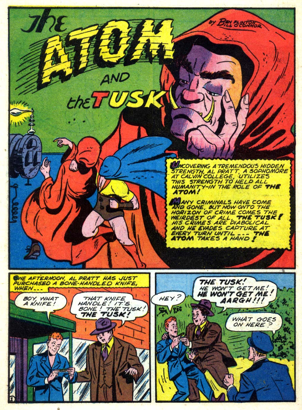 Read online All-American Comics (1939) comic -  Issue #40 - 59