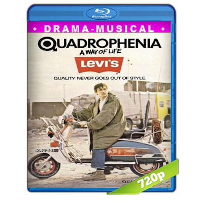 Quadrophenia (1979) BRRip 720p Audio Trial Latino-Castellano-Ingles 5.1