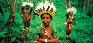 apua New Gunea Bangkitkan budaya