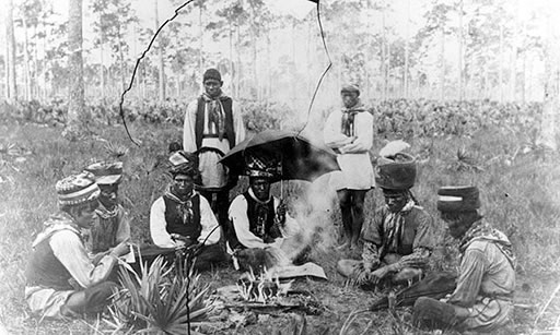 a history of the american indian seminole tribe The history of the seminole indian clothing, and cultureseminole history seminole tribe of meaning they did culture of the american indian.