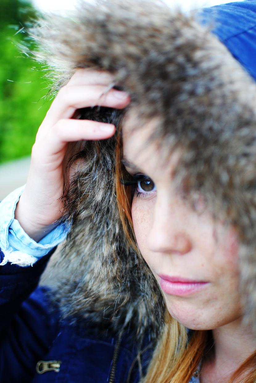 parka, nery hdez, fashion blogger tenerife, winter look
