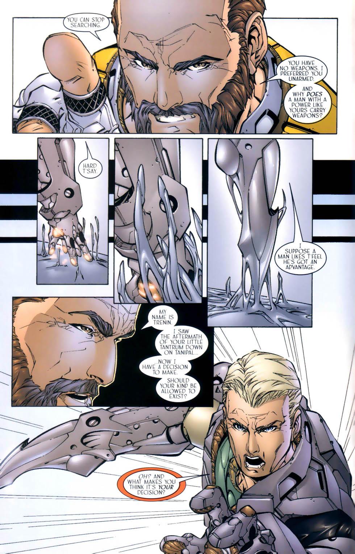 Read online Sigil (2000) comic -  Issue #4 - 10
