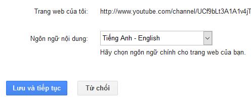 Bật tính năng kiếm tiền online trên Youtube