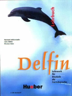 كتاب ديلفن Delfin - بالصوتيات + القاموس + كتاب التدريبات + كتاب الحلول