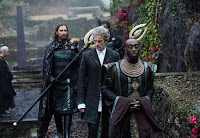 doctor who series 10 twelfth peter capaldi extremis