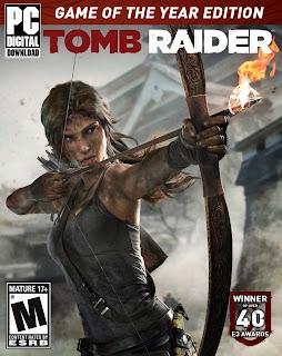 Resultado de imagen para tomb raider game of the year edition
