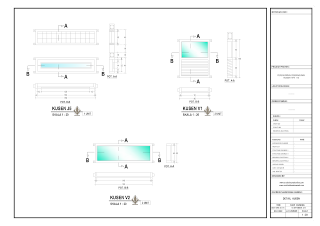 DETAIL KOSEN J5 ,V1, V2