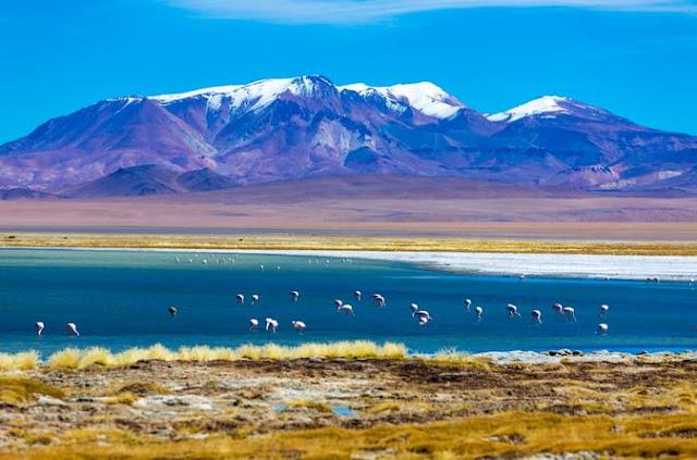Roteiro do deserto do Atacama até Santiago no Chile