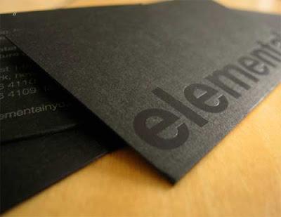 tarjetas minimalistas