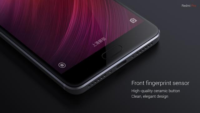 Xiaomi Redmi Pro FingerPrint Sensor