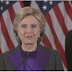 """Hillary Clinton concession speech: """"To all the little girls who are watching, never doubt that you are valuable and powerful"""""""