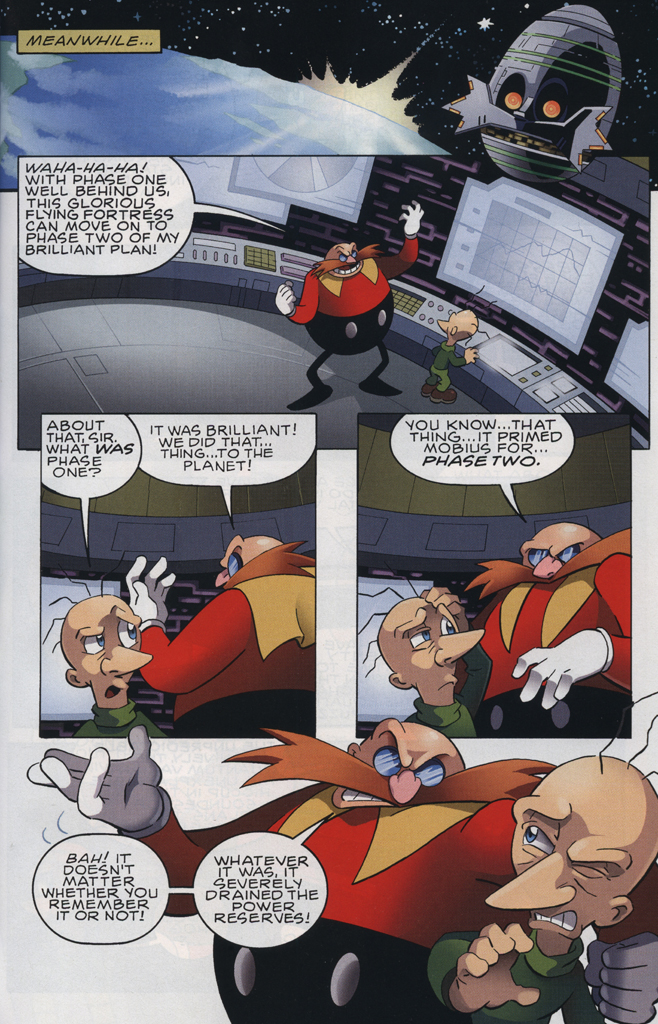 Read online Sonic The Hedgehog comic -  Issue #228 - 9