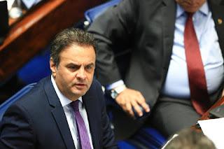 Janot pede novamente prisão e afastamento do senador Aécio Neves