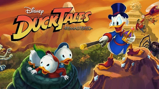 DUCKTALES REMASTERED PARA ANDROID