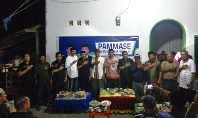 Visi-Misi PAMMASE Pro Rakyat, Anggota DPRD ini Optimistis Wajo Bakal Maju