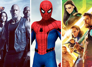 Top 10 Hollywood movies of 2017 at the Indian Box Office