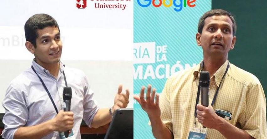 UNMSM: Científicos de Google y Stanford brindarán charlas gratuitas en el auditorio principal de la Universidad San Marcos - www.unmsm.edu.pe