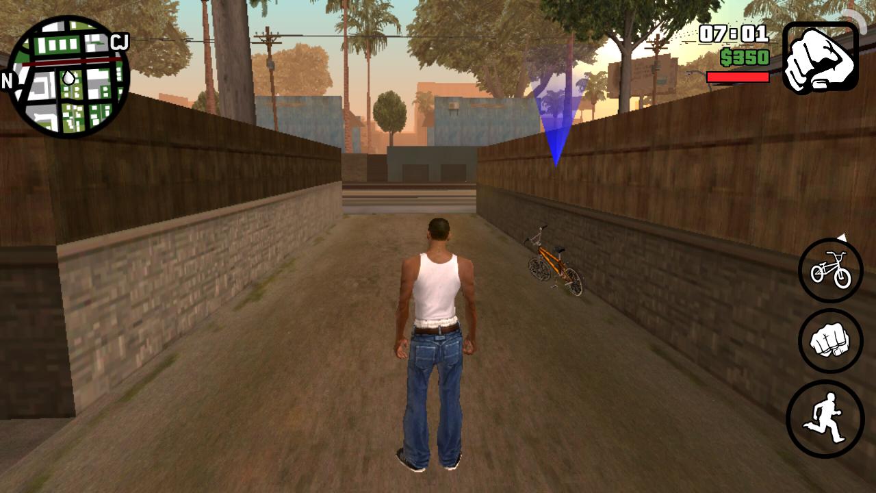 Download GTA San Andreas Lite Apk + Data