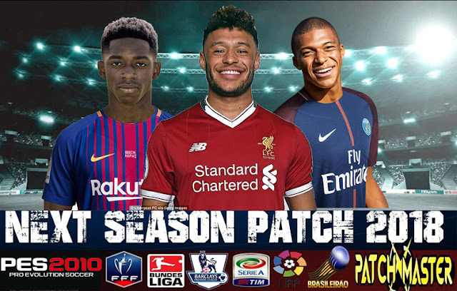 pes 2010 patch 2017 download