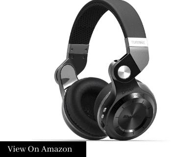 Bluedio T2 Plus Turbine Wireless Headphone