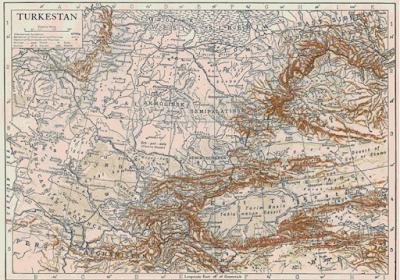 Peta Tukistan