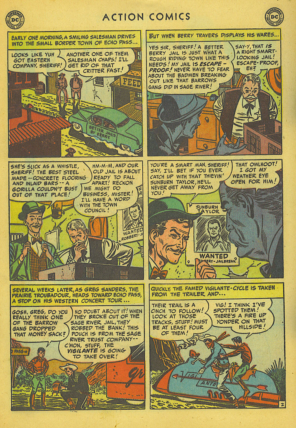 Read online Action Comics (1938) comic -  Issue #157 - 32