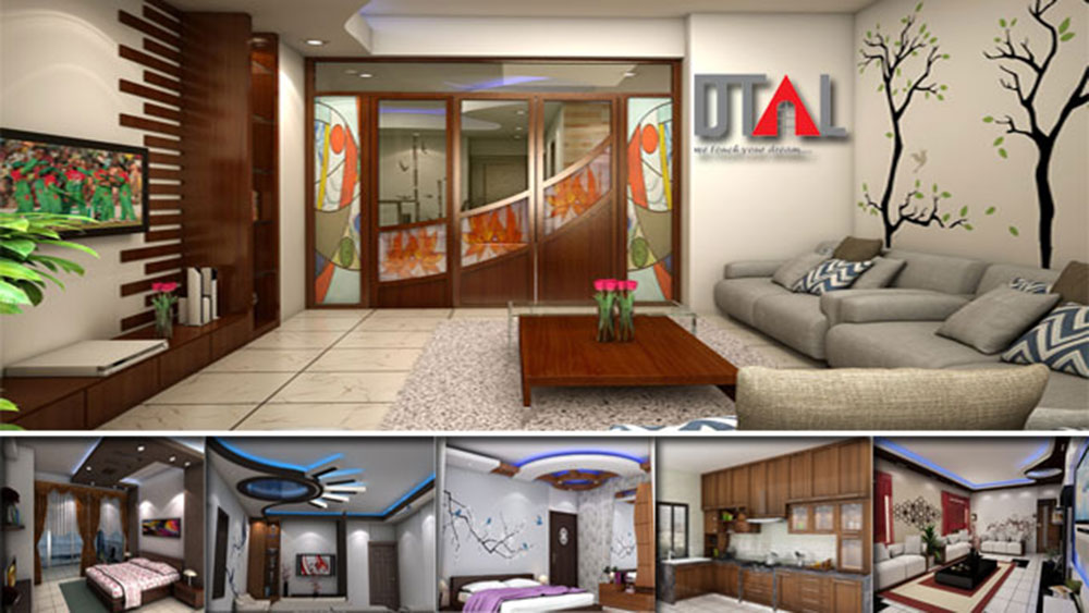 Dream Touch Architects Ltd | Interior Design and Exterior Design Service in Bangladesh