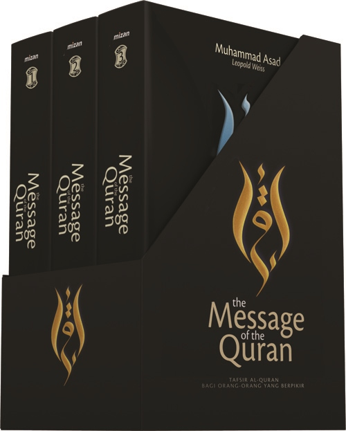 Download (Full 30 Juz) Tafsir The Message of The Quran