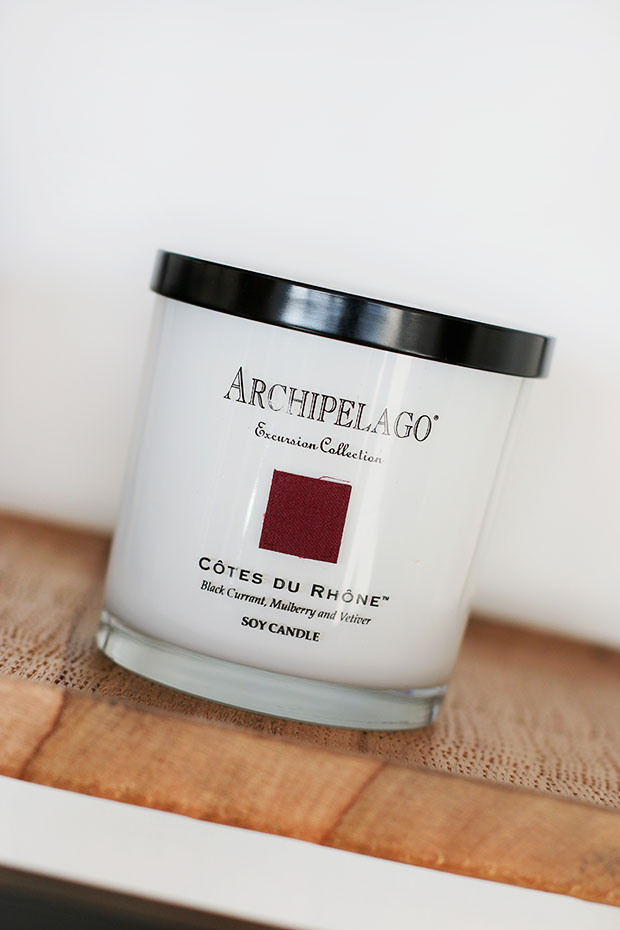 Scented candles-lifestyle blog