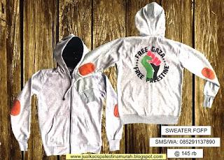 Tempat Jual Sweater Palestina