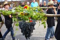 Праздничное шествие виноделов
