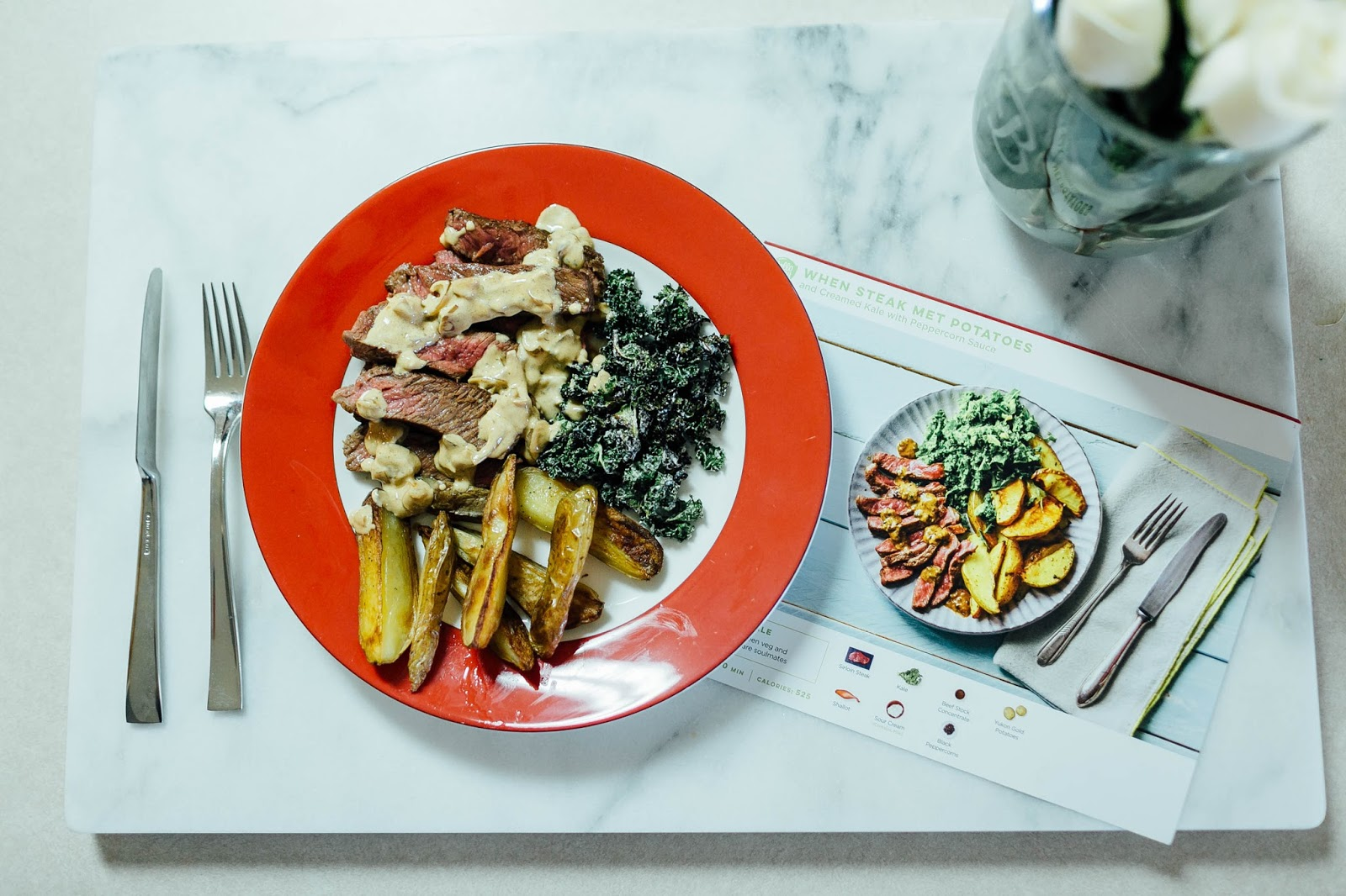 How to eat healthy at home with HelloFresh