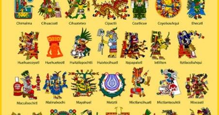 AZTEC GODS - THE TOP TEN DEITIES OF MEXICAN MYTHOLOGY ...